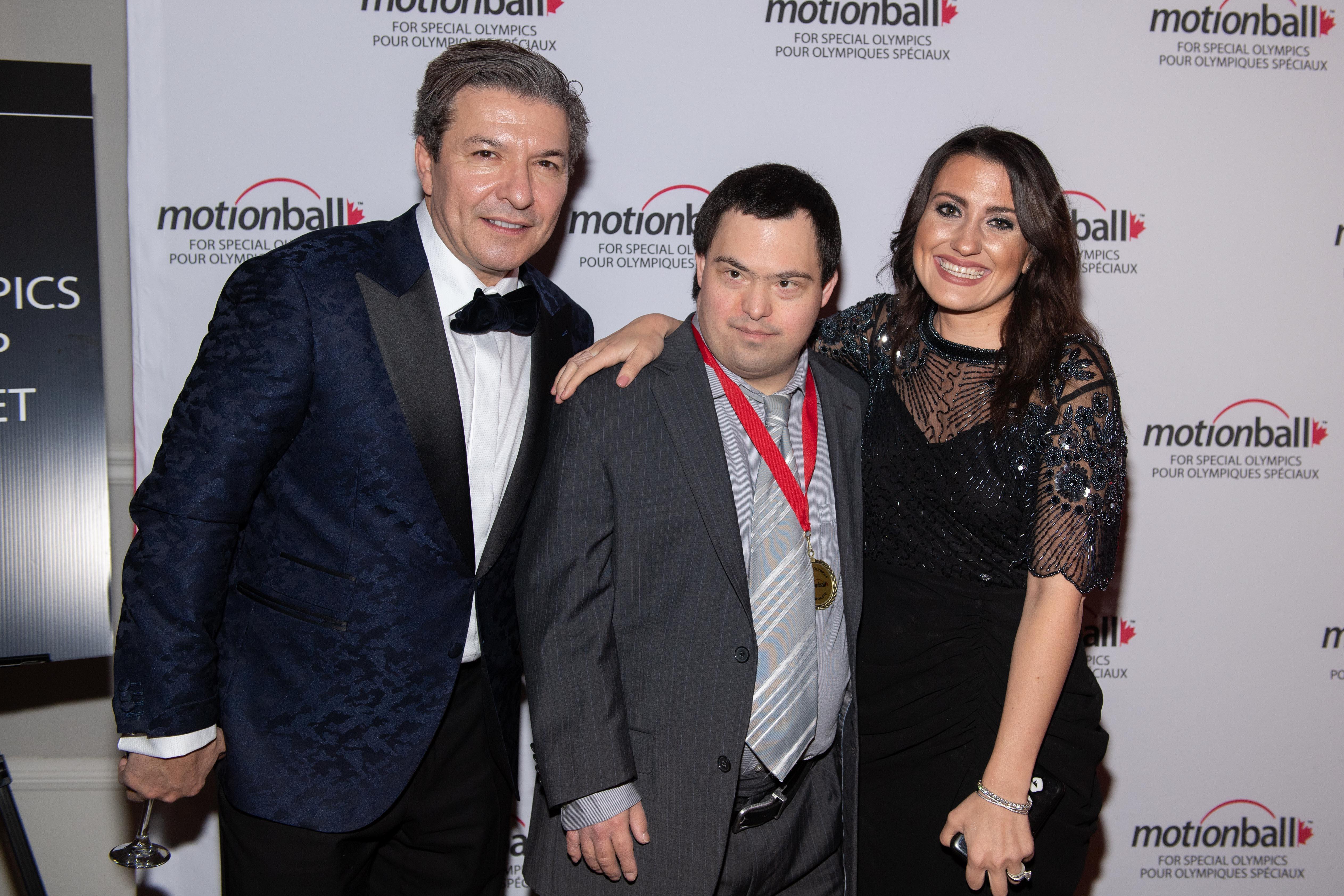 Anthony Primerano, Matthew Hoffman, and Victoria Mancinelli