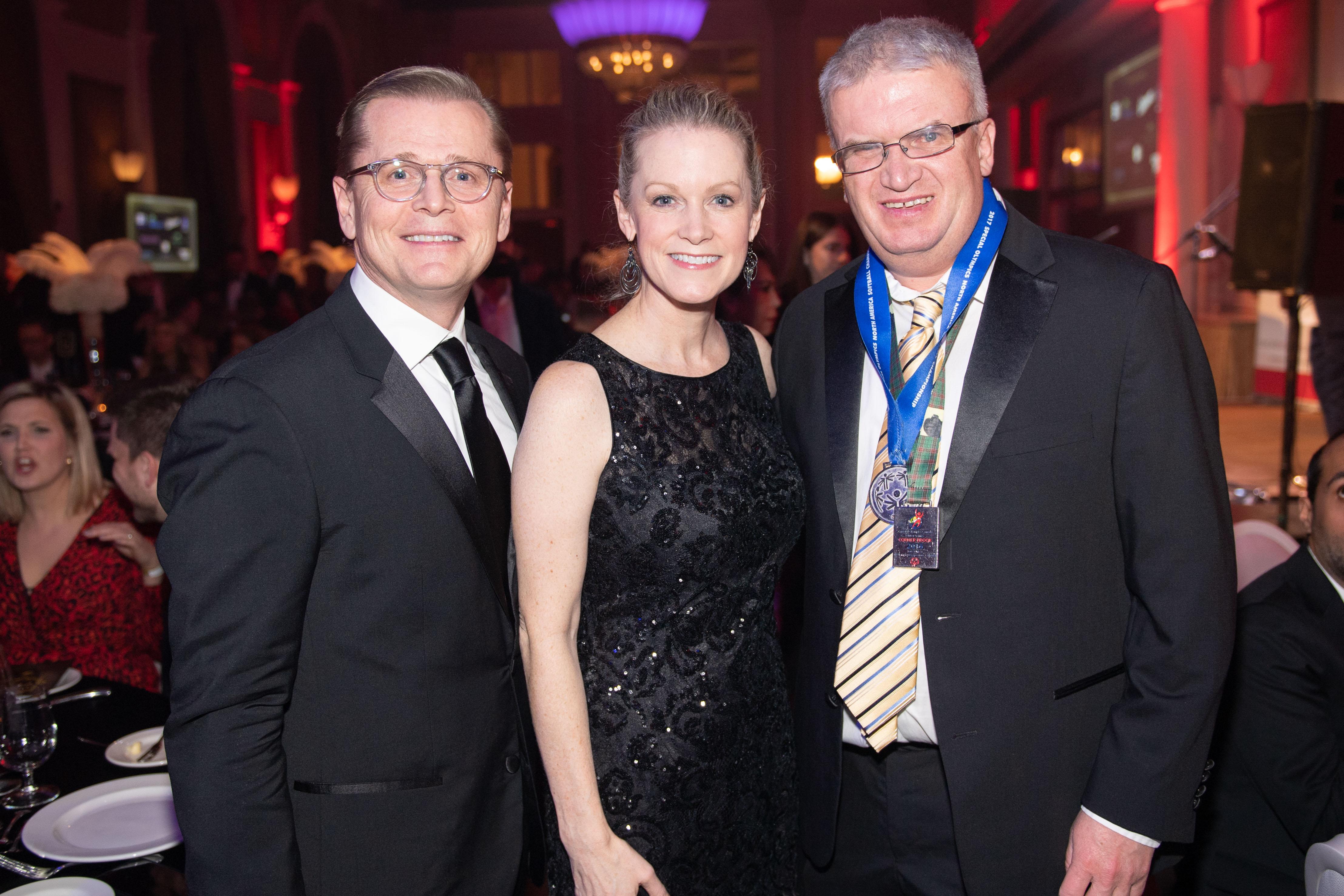 James MacQueen, Rachel MacQueen, Kevin Timberlake