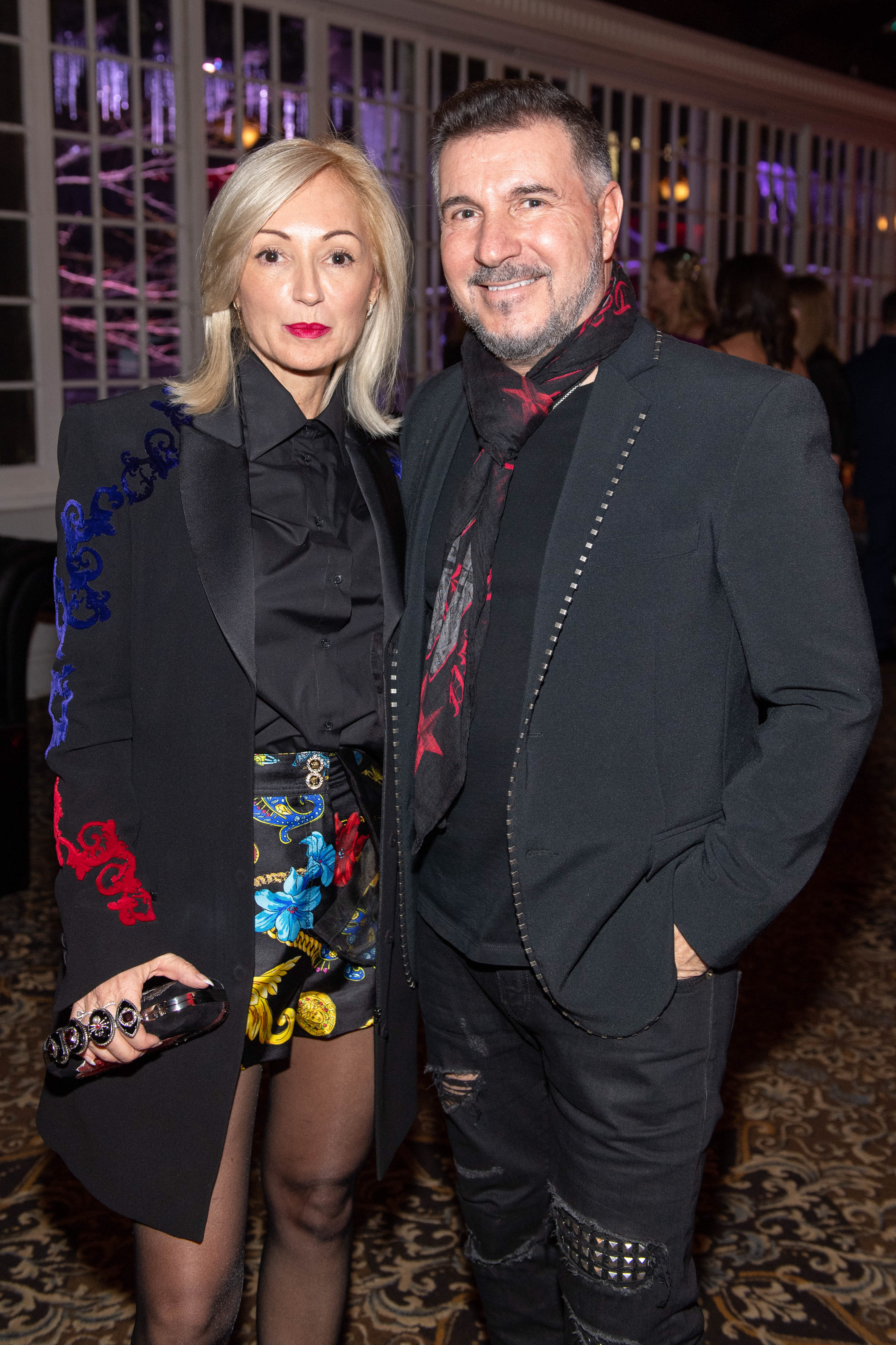 Nadia and Nick Di Donato