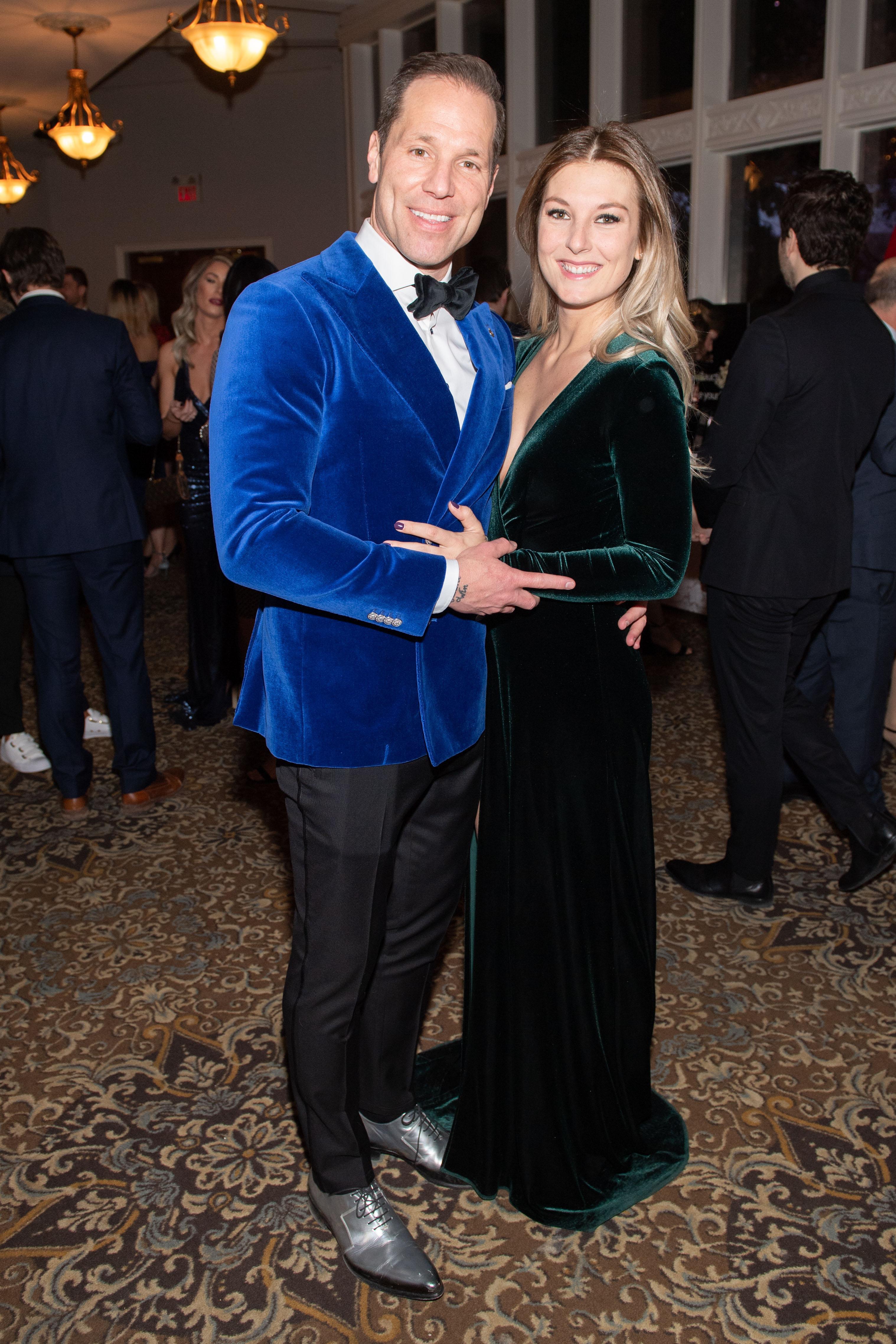 Paul & Lauren Etherington