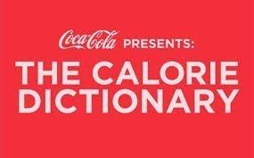 Coca-Cola Calorie Dictionary
