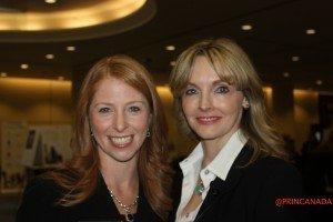 Women Of Influence - Kirstine Stewart & Carolyn Lawrence