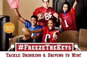 Beer Store #FreezeTheKeys