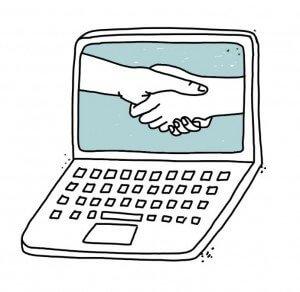 Computer - Hands