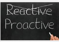 Reactive Proactive