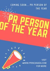 PR Person of the Year