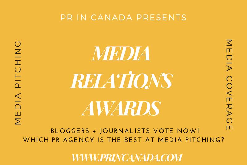Media Relations Awards
