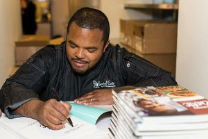 Chef Roger Mooking