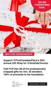 First Canadian Place Sick Kids