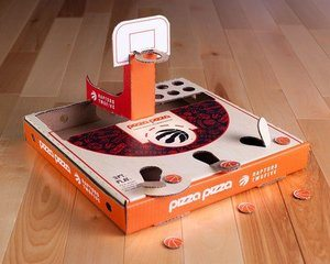 Pizza Pizza Limited-Pizza Pizza brings game night to your dinner