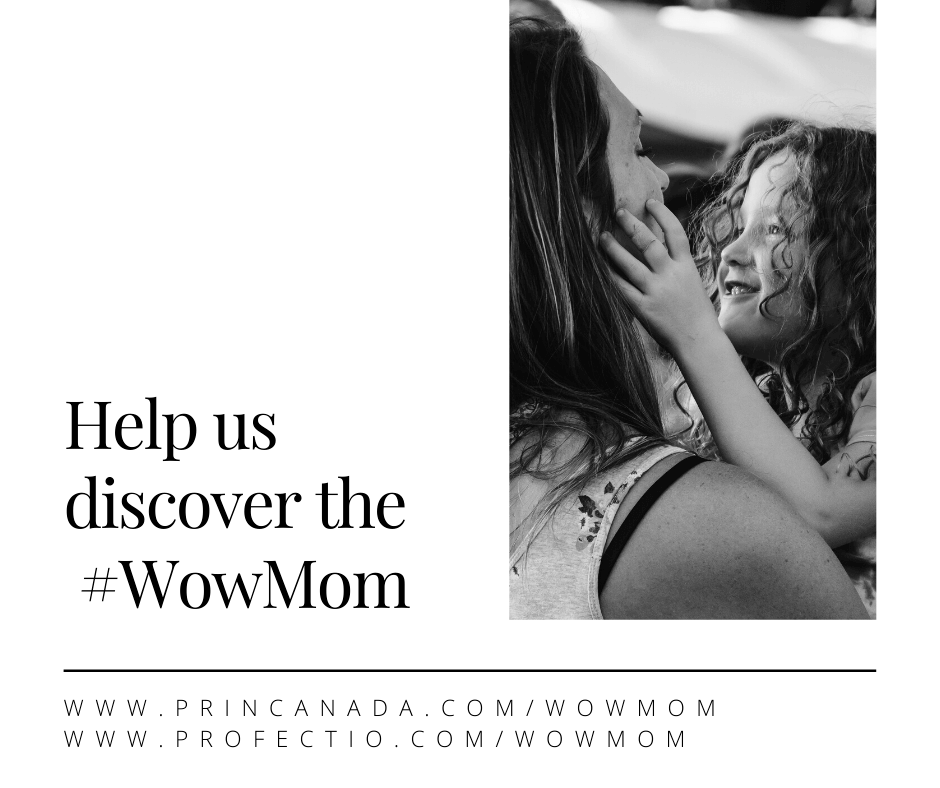 Discover #WowMom